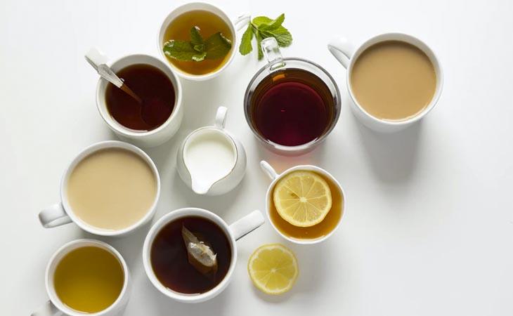 Chás, Café e Achocolatado