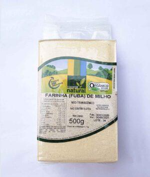 Farinha de Milho Orgânica