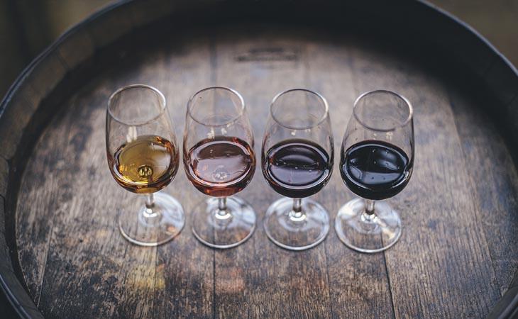 Vinhos e Alcoólicos