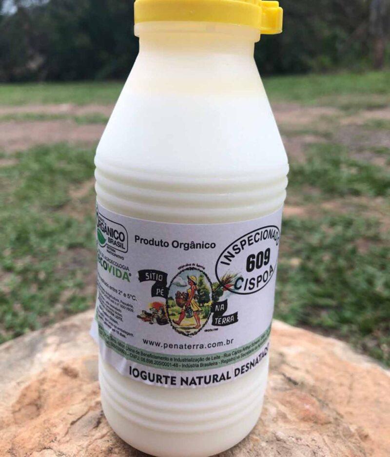 Iogurte Natural Desnatado Orgânico