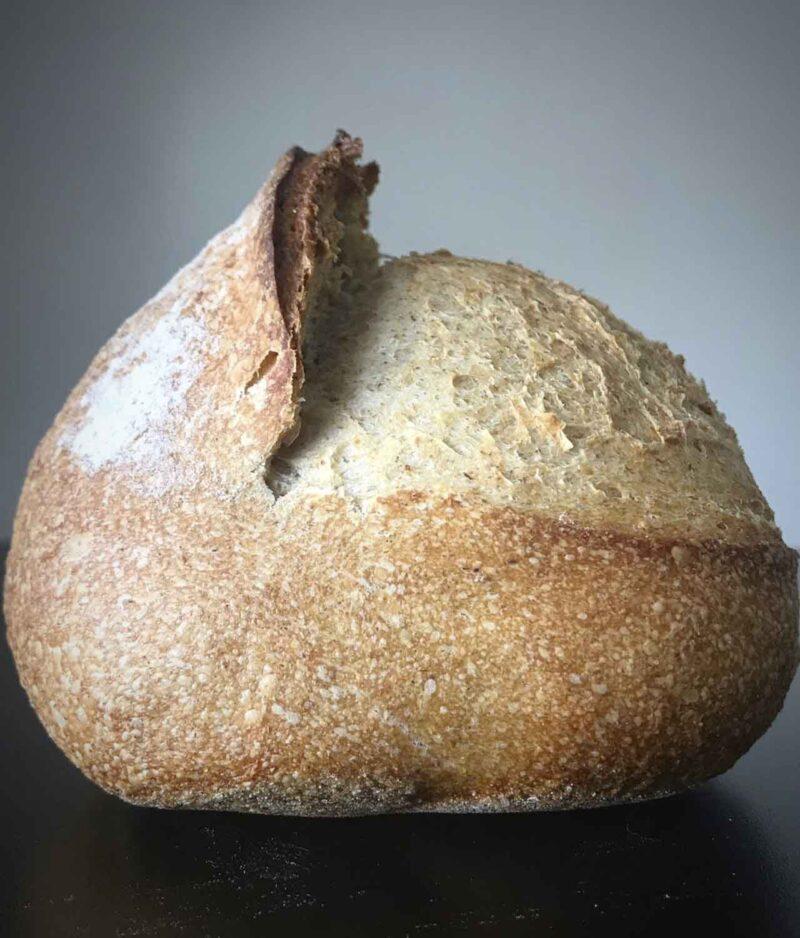 Pão Rústico Orgânico