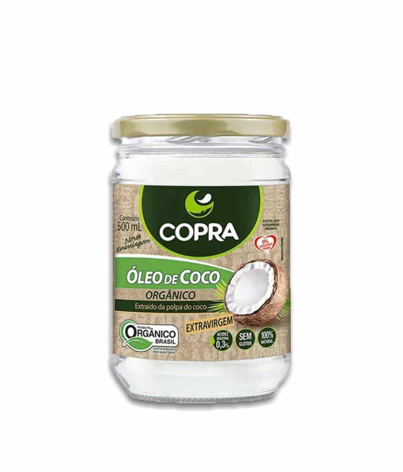 Óleo de Coco extra virgem Orgânico