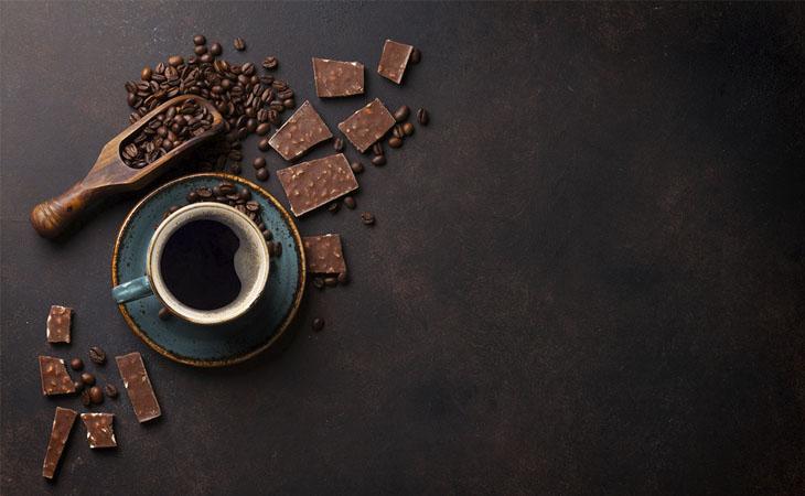 Cafés e Chocolates