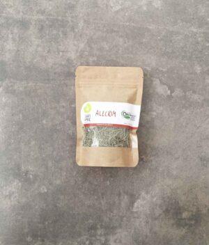 alecrim seco orgânico
