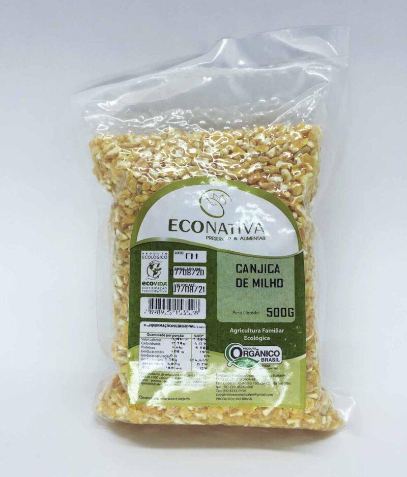 Canjica de Milho Orgânica