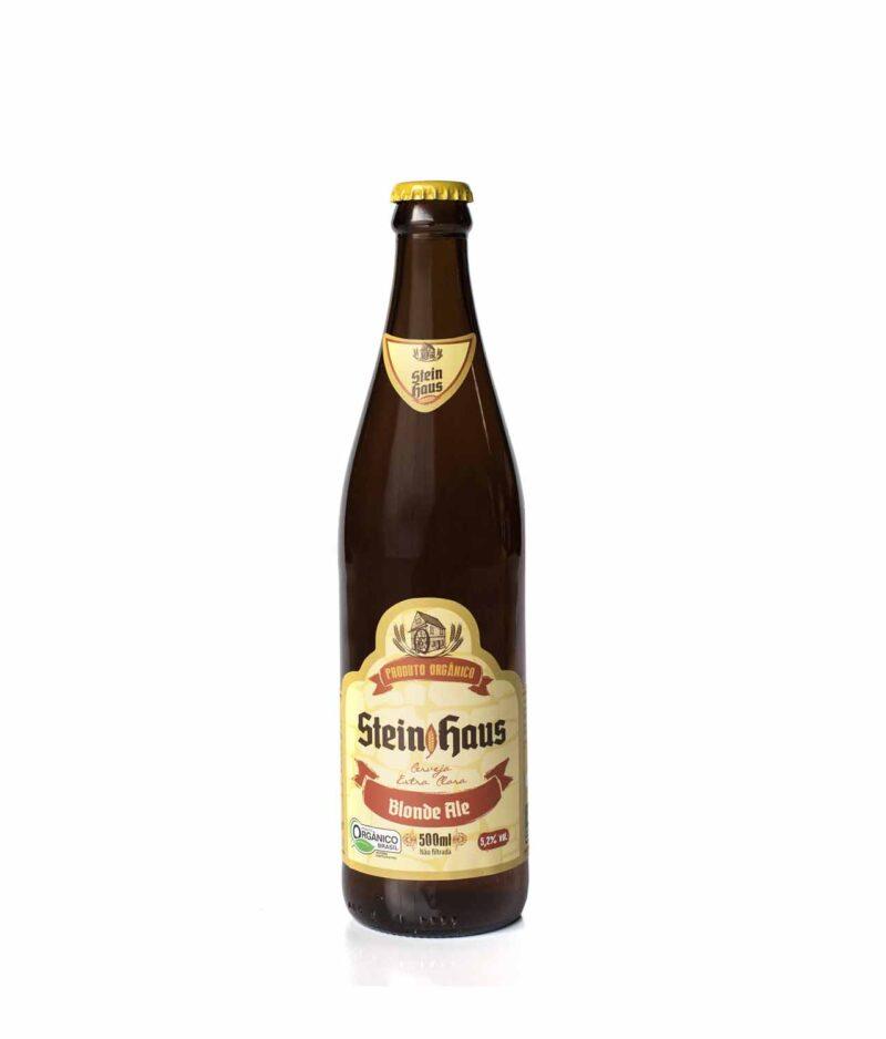 Cerveja Blonde Ale Orgânica