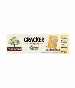 Cracker Integral Multigrãos Orgânico