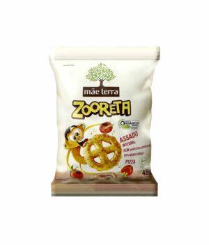 Zooreta Salgadinho Pizza Orgânico