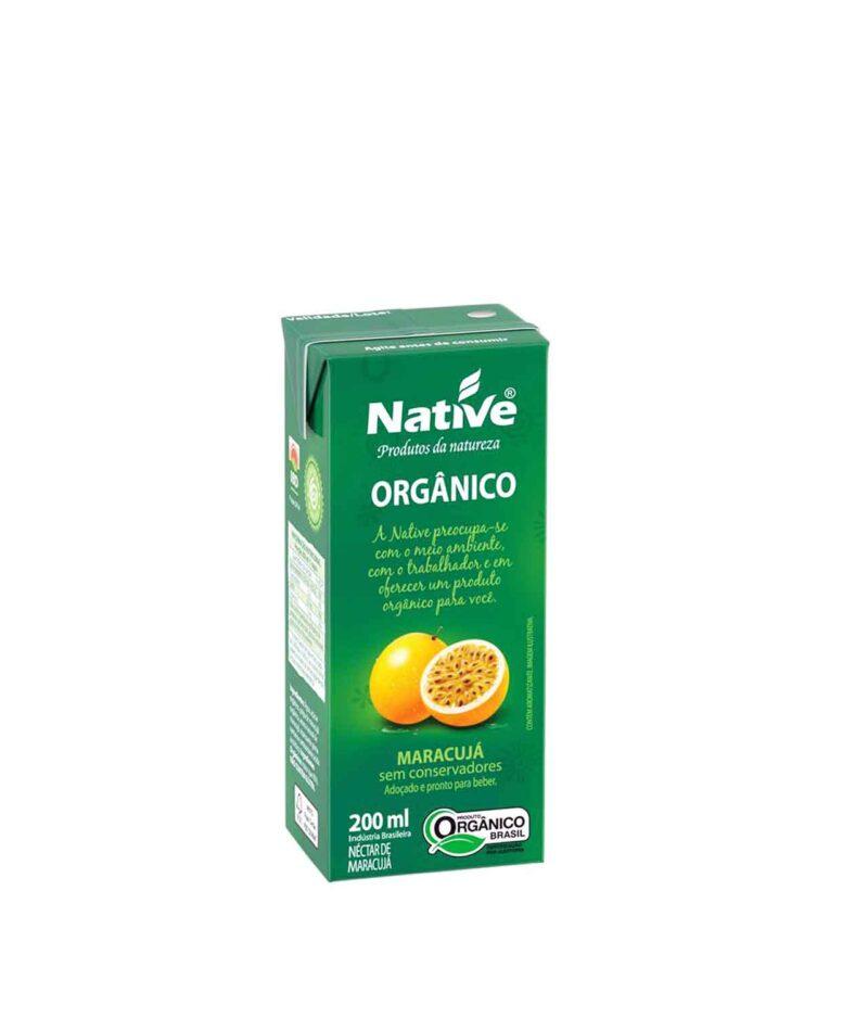 Néctar de Maracujá Orgânico
