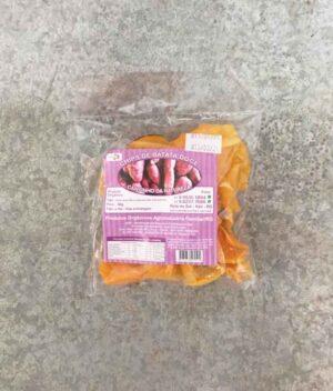 Chips de Batata Doce Laranja Orgânica