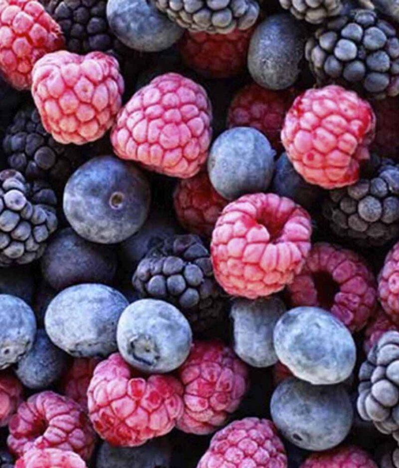 Mix Frutas Congeladas Orgânicas