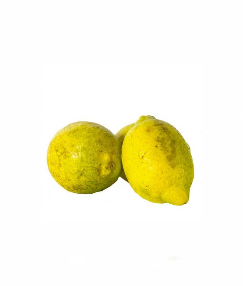 Limão Siciliano Orgânico