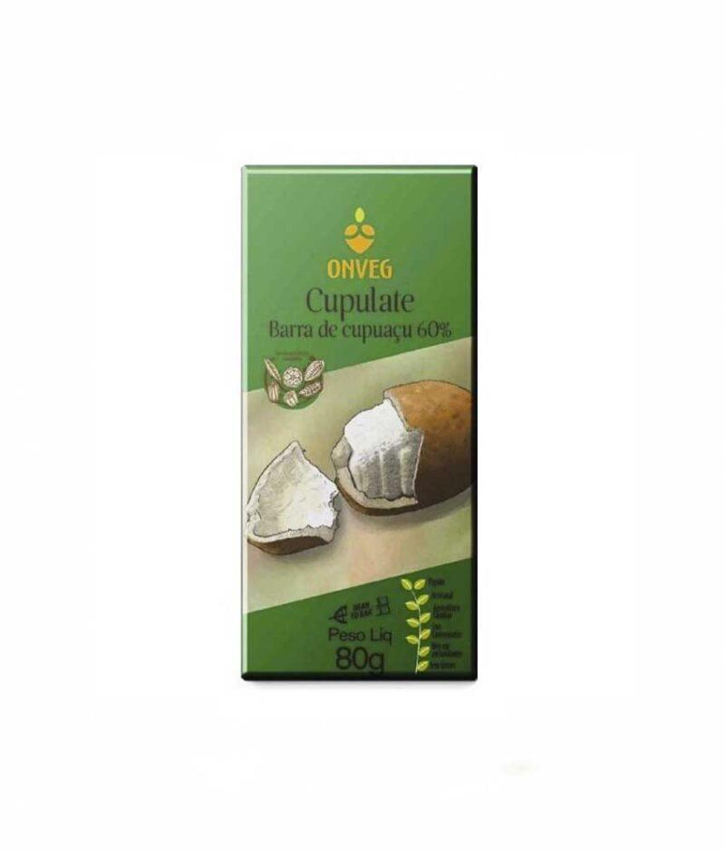 Chocolate de Cupuaçu Orgânico