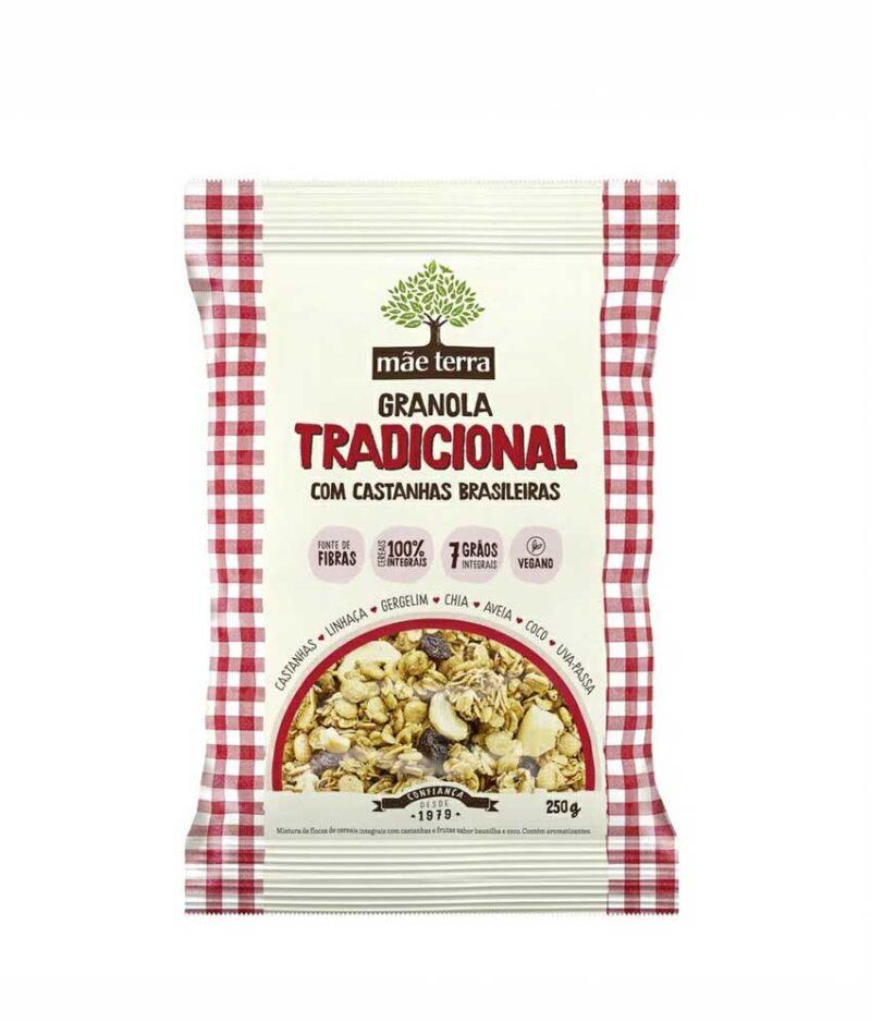 Granola Tradicional Orgânica