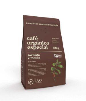 Café Especial Moído Orgânico