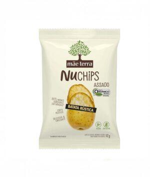 Chips Batata Rústica Orgânica